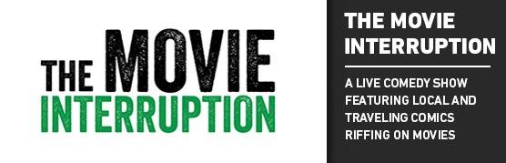 The Movie Interruption
