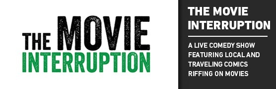 The Movie Interruption