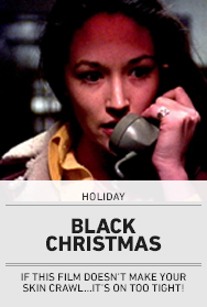 Poster: BLACK CHRISTMAS