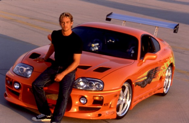 The Fast And The Furious Paul Walker Memorial Charity