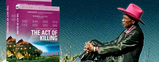 THE ACT OF KILLING Is Now Available For Pre-Order
