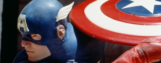 CAPTAIN AMERICA (1990) The Director's Cut, One Screening only this Sunday with Director Albert Pyun