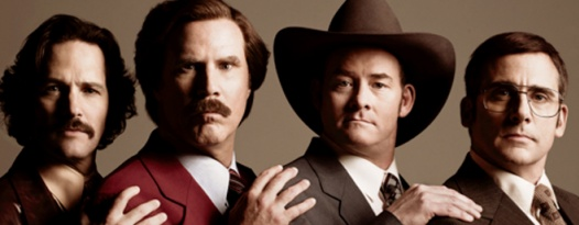 ANCHORMAN 2: THE LEGEND CONTINUES Tickets are On Sale
