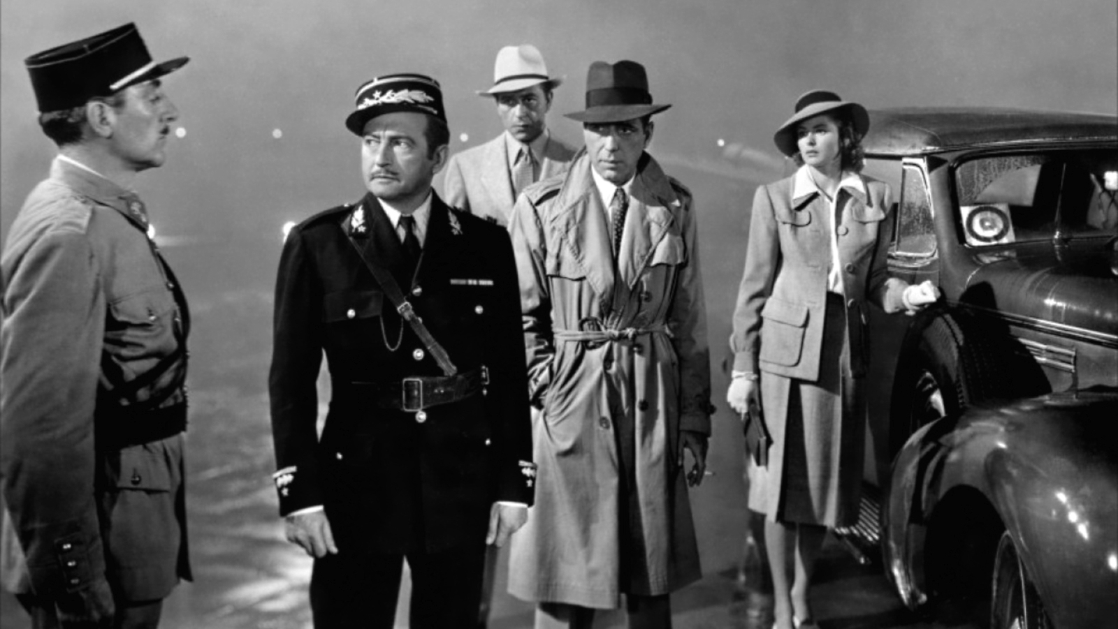 casablanca guys We all know casablanca is a great movie -- but what makes it great we talked to film professor julian cornell about why casablanca is one of the classic lov.