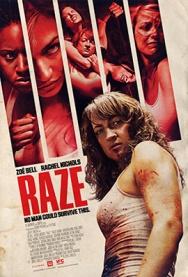 RAZE with Zoe Bell live!