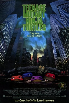 TEENAGE MUTANT NINJA TURTLES Marathon