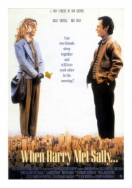 CHEAP DATE NIGHT: WHEN HARRY MET SALLY…