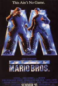 Video Game Movies: SUPER MARIO BROS.