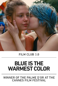 Poster: Blue is the Warmest Color