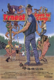ERNEST GOES TO CAMP with writer/director JOHN CHERRY