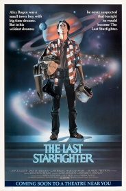 Video Game Movies: THE LAST STARFIGHTER
