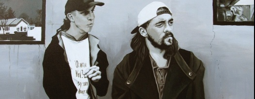 Now taking submissions for Second Annual Kevin Smith-themed Art Show