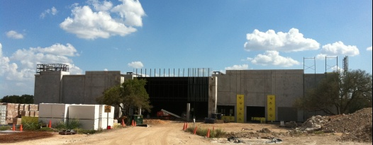 South Mopac Alamo Drafthouse: Construction Update