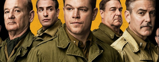 Win MONUMENTS MEN prize packs