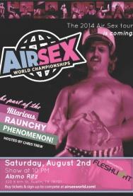 AIR SEX CHAMPIONSHIPS: VALENTINE'S EDITION