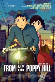 Miyazaki Madness: FROM UP ON POPPY HILL