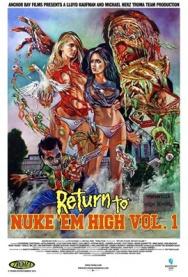 NUKE 'EM HIGH Double Feature with Lloyd Kaufman live!