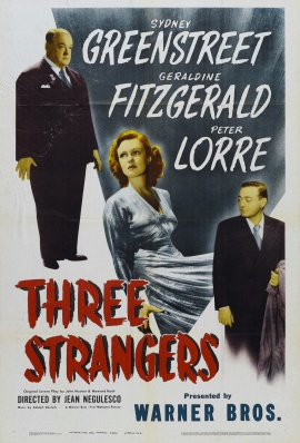 Noir City: THREE STRANGERS