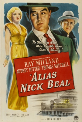 Noir City: ALIAS NICK BEAL
