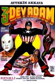 TURKISH CAPTAIN AMERICA AND SANTO VS. SPIDER-MAN
