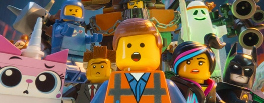 See THE LEGO MOVIE and Play with Legos!