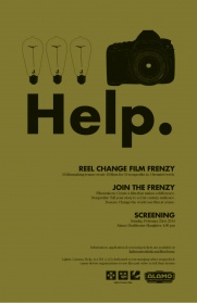 Lights.Camera.Help. Reel Change Film Frenzy