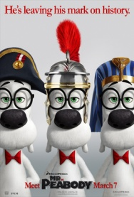 MR. PEABODY AND SHERMAN 2D