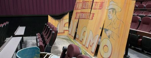 Remember the Alamo? - A South Lamar Update