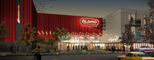 ALAMO DRAFTHOUSE SOUTH LAMAR & THE HIGHBALL GRAND OPENING THIS SUMMER!