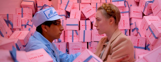 THE GRAND BUDAPEST HOTEL NAMED NEWEST DRAFTHOUSE RECOMMENDS TITLE