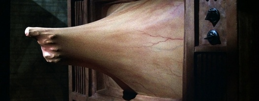 Long live the new flesh - don't miss VIDEODROME this Wednesday at Vintage Park!