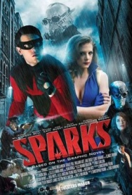 SPARKS with cast and crew live!