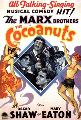 MARX BROS: THE COCOANUTS