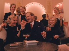 Grand Budapest Hotel Private Screening