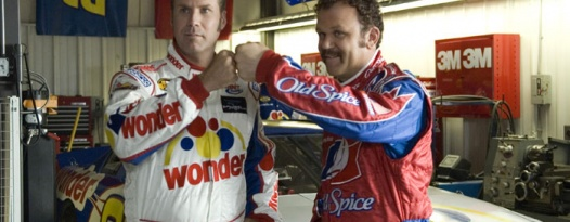 Praise Lord Baby Jesus, we're showing Talladega Nights in August