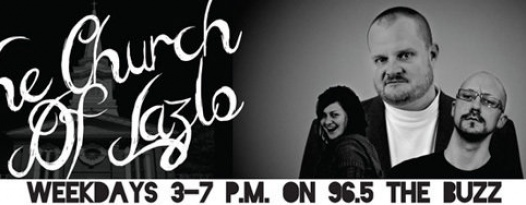 SPEND SPRING BREAK WITH THE CHURCH OF LAZLO AND DOUG BENSON!