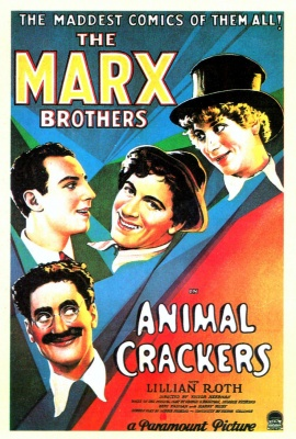 MARX BROS: ANIMAL CRACKERS