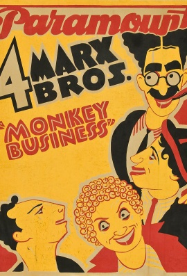 MARX BROS: MONKEY BUSINESS