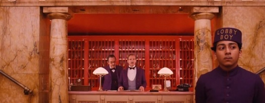 Alamo Audiences Check In To THE GRAND BUDAPEST HOTEL