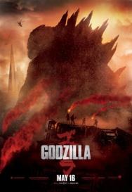 GODZILLA (2014) 2D