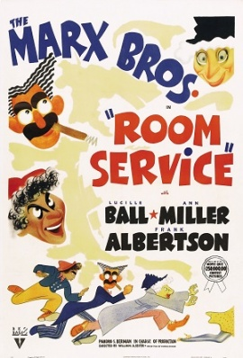 MARX BROS: ROOM SERVICE