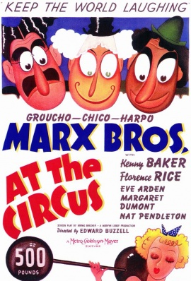 MARX BROS: AT THE CIRCUS