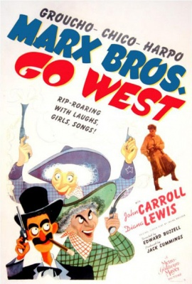 MARX BROS: GO WEST