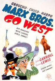 MARX BROS: GO WEST