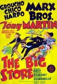 MARX BROS: THE BIG STORE