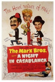 MARX BROS: A NIGHT IN CASABLANCA
