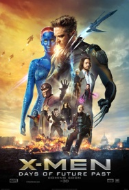 X-MEN: DAYS OF FUTURE PAST 2D