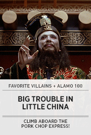 Poster: Big Trouble in Little China (2014)