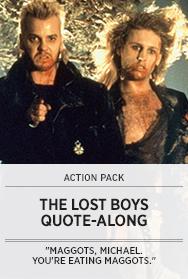 Poster: Lost Boys QAL (2014)