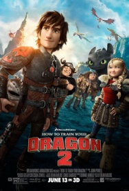 HOW TO TRAIN YOUR DRAGON 2 2D